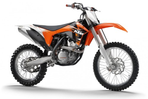 New-Ray S.R.L Moto 1:12 Newr KTM 350 Sxf 44093, Multicolore, 846030