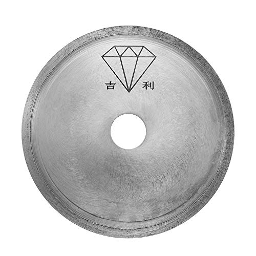 MYAMIA 6 inchs De Diámetro 150Mm Diamante Sinterizado Segmento Sierra De Disco De Corte Lapidario De Hoja