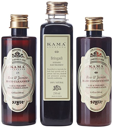 Kama Ayurveda Hair Care Regime, 650ml 10