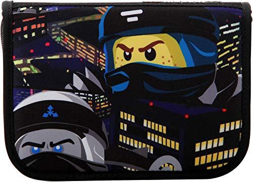 LEGO Bags - Astuccio per la scuola Lego Bags, con astuccio Lego Ninjago, 20 cm, urban (Blu) -...