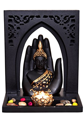 MARINER'S CREATION® Palm Buddha(Black)