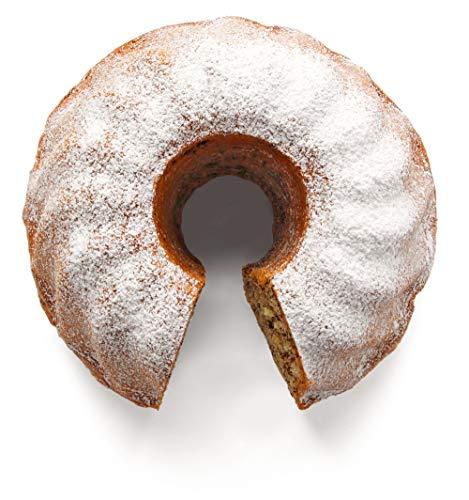 Zenker Springform Flach- und Rohrboden Ø 26 cm Backform mit 2 Böden Kuchenformen-Set, mit Antihaftbeschichtung, einfaches Entformen für saftige Kuchen und Torten, Menge: 1 Stück