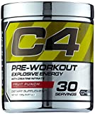 Cellucor C4 Extreme 30 Portionen Fruit Punch