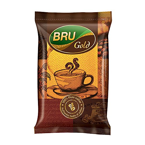 BRU Gold Instant Coffee 50 g