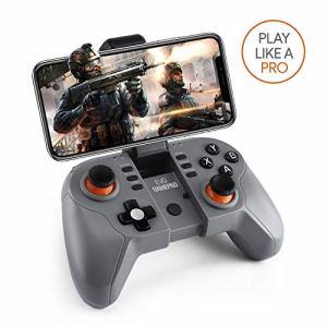 b3a92a59cb0 Amkette Evo Bluetooth Gamepad Go for Android Smartphones (Black-Grey) ...