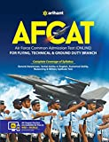 AFCAT (Flying Technical & Ground Duty Branch) 2018