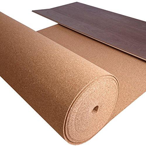 30 m² TRECOR laminato in sughero in laminato e pavimento in parquet, spessore 2 mm, densità: 200...