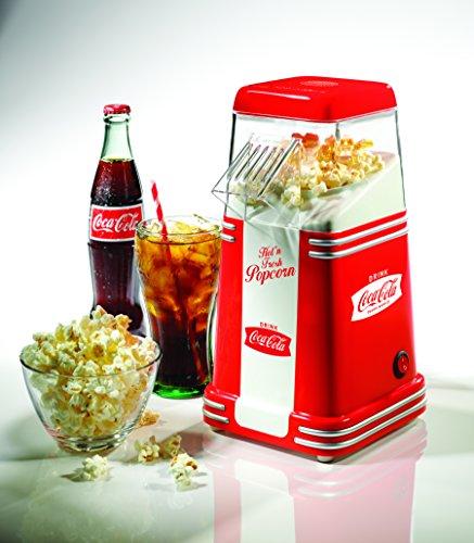 Siméo Popcornmaschine Coca