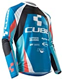 Cube Action Team Signature RN LS Jersey - XL/Bicycle Cycling Cycle Biking Bike Mountain MTB Road Riding Ride Team Pro Peloton Jersey Shirt Top Clothing Clothes Wear Long Sleeve Adult Man Racing Race