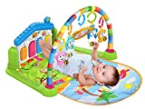 Surreal SM 3 en 1 Baby Piano Play Gym Música de juego...