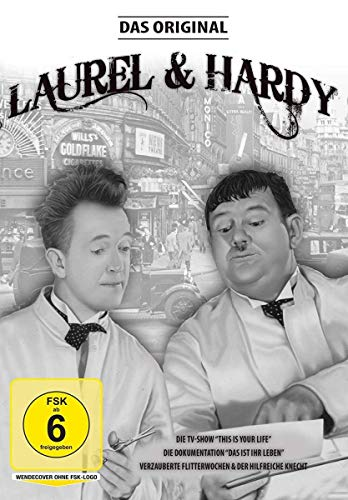 Laurel & Hardy (Dick & Doof) - Das Original Vol. 1