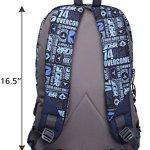 F Gear Burner 26 Liters P11 Sky Blue Casual Backpack 18