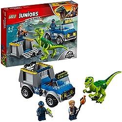 LEGO Juniors - Camión de rescate del Raptor (10757)