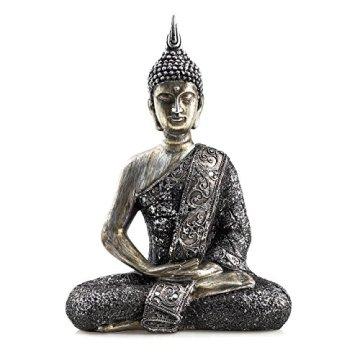 Pajoma - Figura Decorativa, diseño de Buda, tamaño Mediano 3