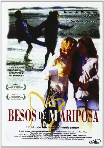 Besos de mariposa [DVD]