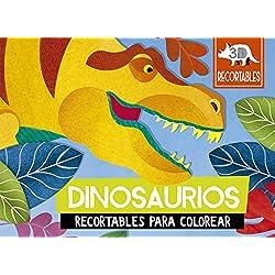 Dinosaurios (recortables 3D) (Picarona)