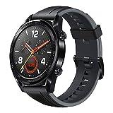 Huawei Watch GT Orologio da Polso con Monitoraggio della Frequenza Cardiaca e Notifiche Intelligenti (fino a 2 Settimane di Durata della Batteria)