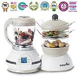 Babymoov NUTRIBABY™ Classic - Robot de Cocina Multifuncional 5-en-1 (UK...