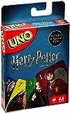 Mattel Games - UNO Gioco di Carte Versione Harry Potter, FNC42