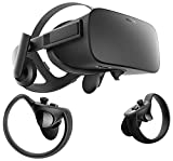 Oculus Rift + Touch Controllers [Bundle]