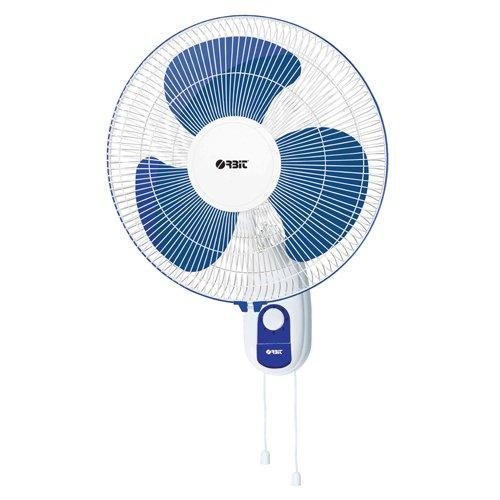 Orbit WF1610 400mm Wall Fan (White & Blue)