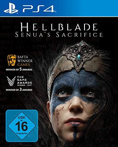 Hellblade Senua's Sacrifice - [PlayStation 4]