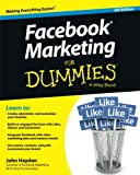 Facebook Marketing FD, 5e (For Dummies Series)
