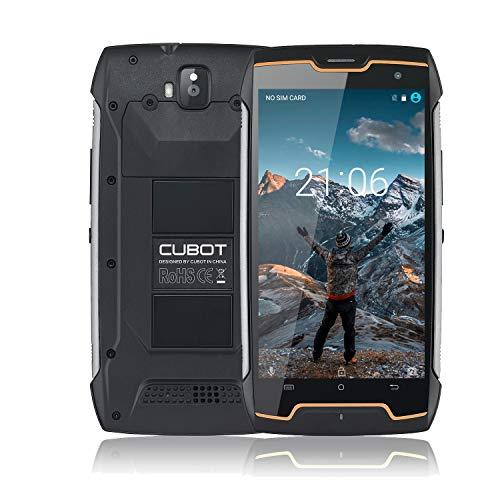 CUBOT King Kong Rugged Smartphone IP68, Antipolvere, Antiurto, Display 5 Pollici, 4400mAh Batteria,...