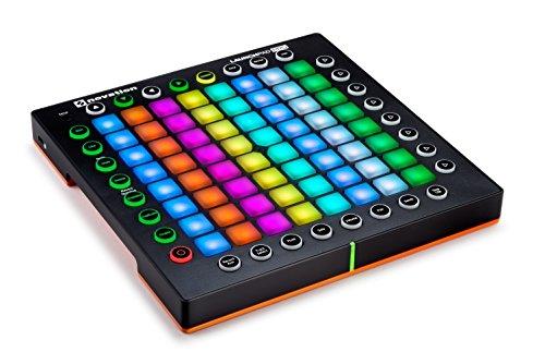 Novation NOVLPD03Launchpad Pro Professional 64-pad griglia performance strumento per Ableton con MIDI i/o