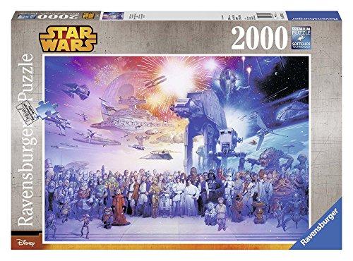 Ravensburger 16701 - Star Wars Puzzle, 2000 Pezzi