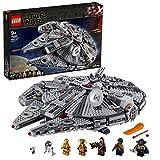 LEGO-Star WarsTM Faucon MilleniumTM Jouet Enfant à Partir de 9 ans, 1351 Pièces à Construire 75257
