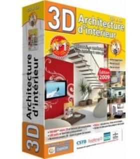 Architecture d'intérieur 3D - 2009