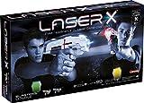 Lansay- Laser X Double Jouet, 88016, Gris