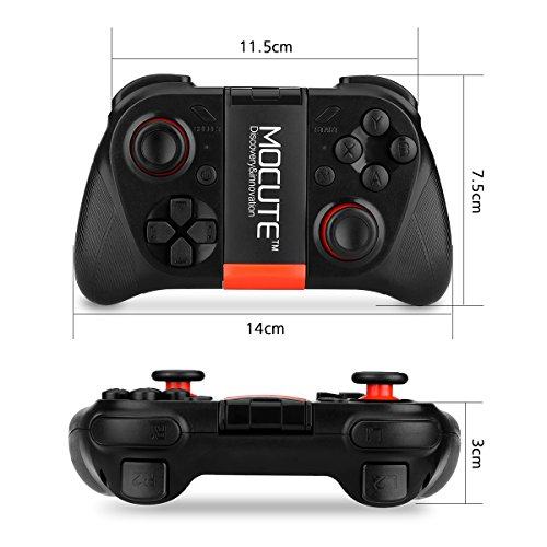 Mocute 050 Gamepad Wireless Mando De Juego Inalambrico Bluetooth