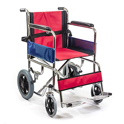 KosmoCare Dura Slendix Premium Imported Lightweight Compact Folding wheelchair