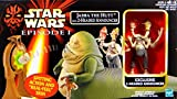 Hasbro 'Jabba The Hutt with 2di Headed Announcer-Star Wars Episode I The Phantom Menace Collection 1999