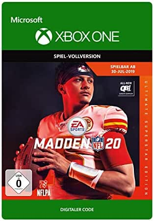 Madden NFL 20– Ultimate Superstar Edition | Xbox One - Download Code