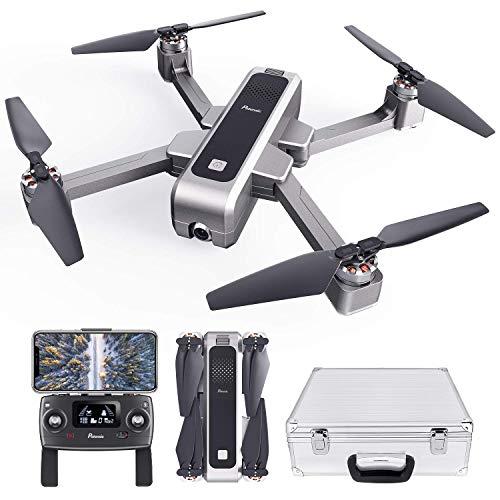 Potensic Drone Pieghevole Brushless GPS con Telecamera 2K Quadricottero D88 5G WiFi FPV RC...