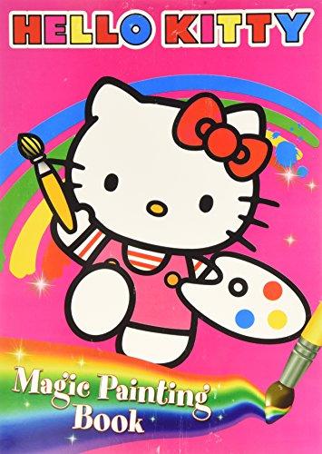 Alligator Books - Quaderno da colorare, Motivo: Hello Kitty