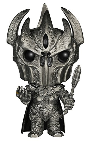 Pop! Funko Número 122 Señor de los Anillos El Señor de los Anillos Sauron 10 cm vinilo Películas
