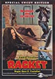 The Big Racket - Special Uncut Edition (Cover A) by Fabio Testi