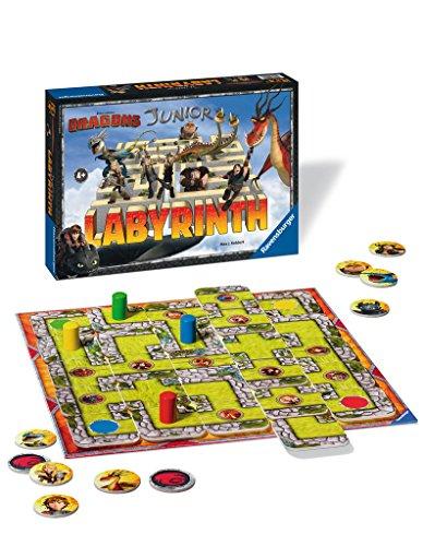 Ravensburger 2120517,8cm Dragons Junior Labyrinth Game