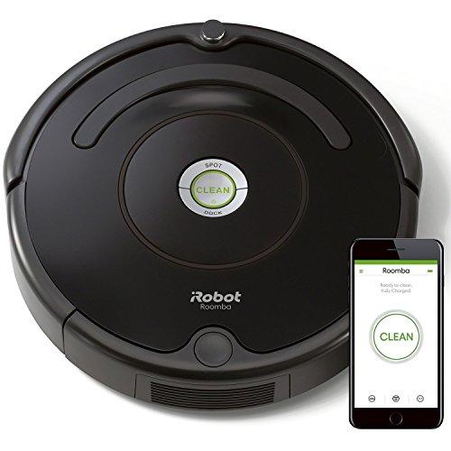 iRobot Roomba 671 Robot Aspirapolvere, Sistema di Pulizia ad Alte Prestazioni con Dirt Detect,...