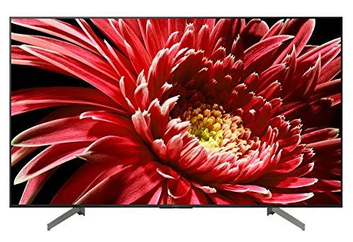 Sony KD-75XG8596 Andorid TV da 75 pollici, Smart TV LED 4K HDR Ultra HD con Voice Remote