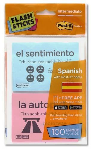 Flashsticks-Spanish-Intermediate-Starter-Pack