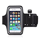 Advent Basics Sports Armband for Running Jogging and Gym Activities Compatible with 5.5-Inch Smartphones