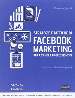 Recensione libro Strategie e tattiche di facebook marketing