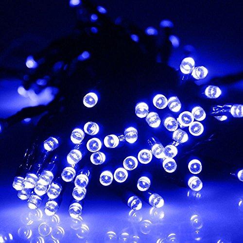Vlio 8modes led solar power fairy string lights outdoor decorative vlio 8modes led solar power fairy string lights outdoor aloadofball Gallery