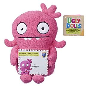 Ugly Dolls - Peluche Sincero Moxy (Hasbro E4552EL2)
