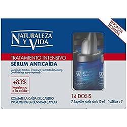 Naturaleza y Vida Tratamiento Intensivo Anticaída Tónico Capilar - 84 ml